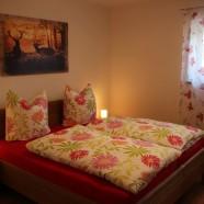 Ferienwohnung Arnsbergblick - Schlafzimmer